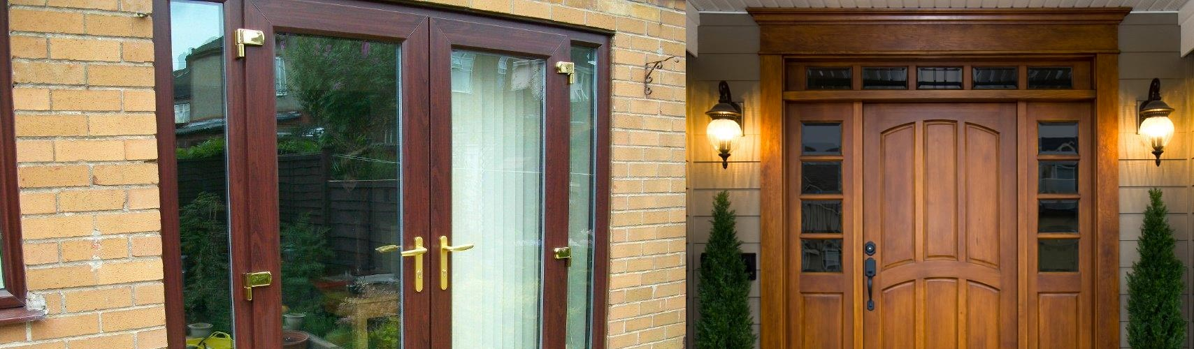 Composite Doors Vs uPVC Doors- Which Is Better For Your Home?