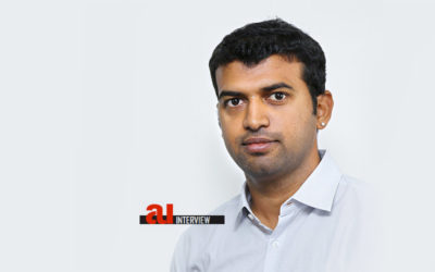 Interview with Ashwin Reddy in an Architecture Magazine