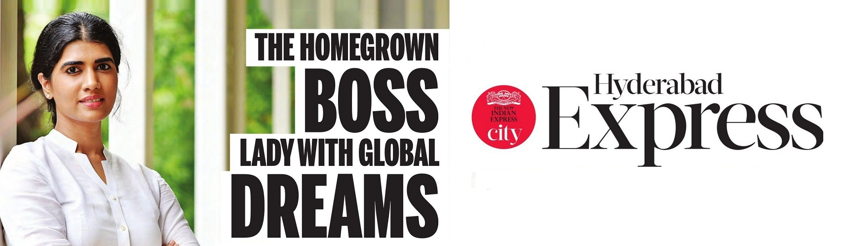 The Homegrown Boss Lady with Global Dreams.