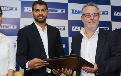 Aparna Enterprises ties up with Craft Holding for aluminium exterior solutions.