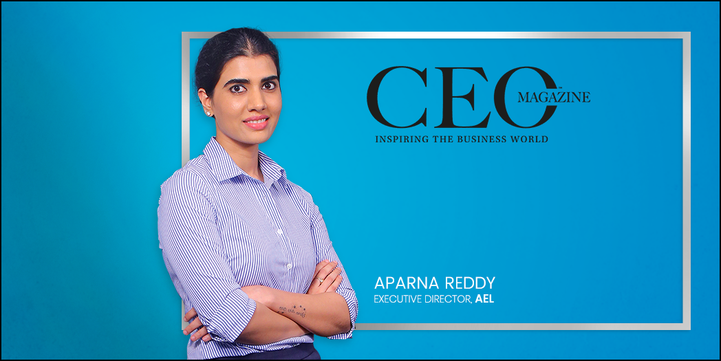 Ms. Aparna Reddy – The lady, the company, and the journey