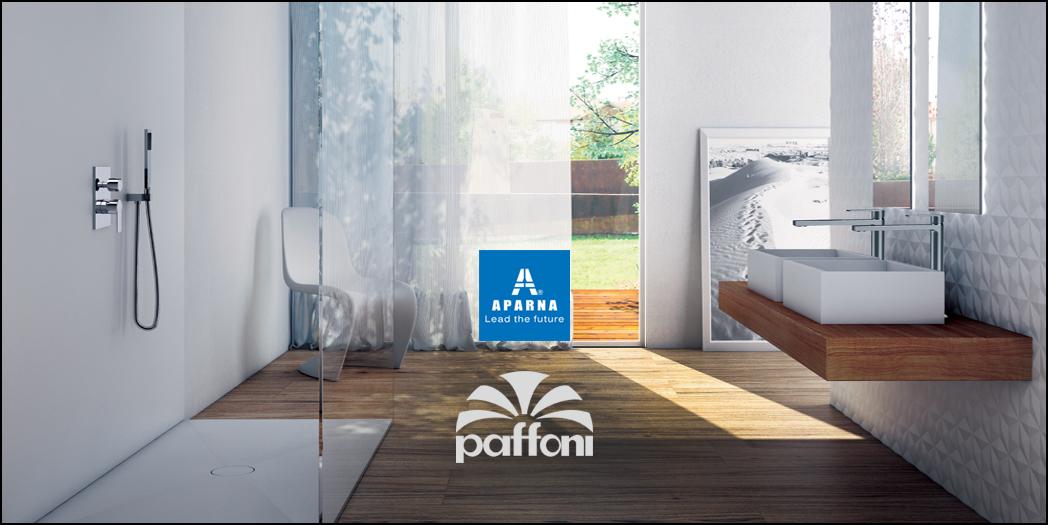 Aparna Enterprises brings Italy's faucet brand Paffoni to India