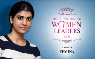 Most Promising women leader 2021