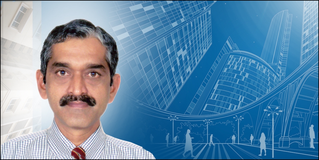 Technology adoption in Building materials industry by Mr T Chandra Sekhar, Director – Technical, Aparna Enterprises
